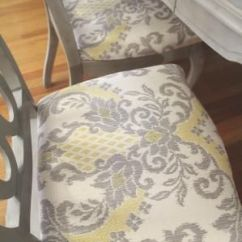 Best Fabric To Reupholster A Sofa Footrest Cable 25+ Ideas About Kitchen Chair Covers On Pinterest ...
