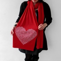 74 best images about Heart scarves on Pinterest | Scarves ...