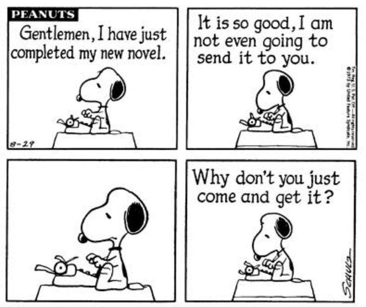 25+ best ideas about Snoopy cartoon on Pinterest