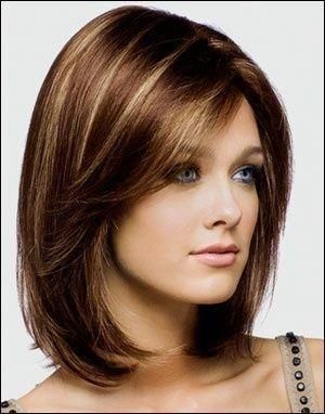 25 Best Ideas About Medium Haircuts For Women On Pinterest