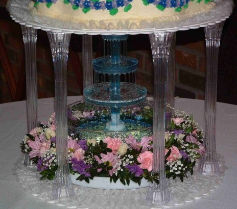 Image Result For Beautiful Red And Silver Wedding Cake Everybody Will Love