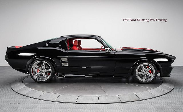 1967 Ford Mustang Fastback I want this!!