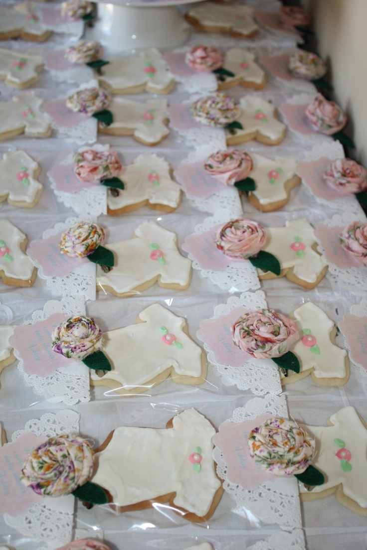 1000 Images About Shabby Chic Baby Shower Ideas On Pinterest