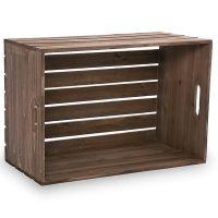 Best 20+ Wooden Storage Crates ideas on Pinterest