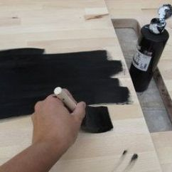 Ikea Kitchen Remodel Cute Utensils India Ink Can Be Recycled By Using It As Stain For Wood ...