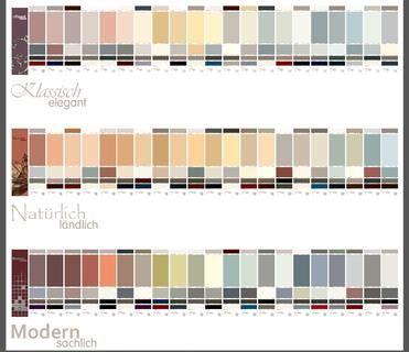 S Explore Farbschemata