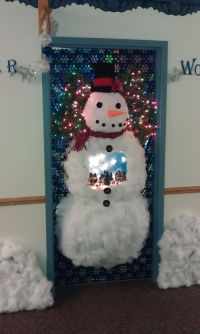 Our door for the 2011 Door Decorating Contest at the ...