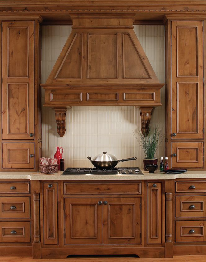rustic kitchen cabinet european design #rustic cabin #kitchen with knotty wood #cabinets ...