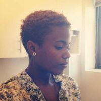 THE BIG CHOP / NATURAL / HAIRCUT / HAIRSTYLE / HAIR ...