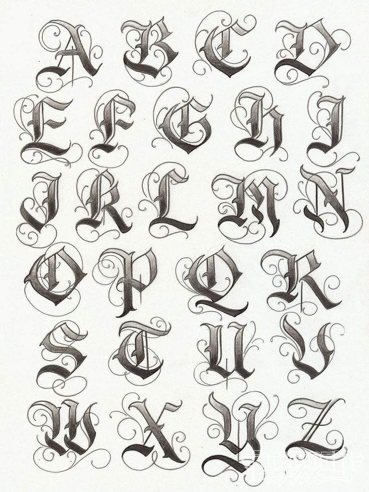 17 Best images about tattoo lettering, fonts, calligraphy