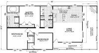 25+ best ideas about Mobile Home Floor Plans on Pinterest