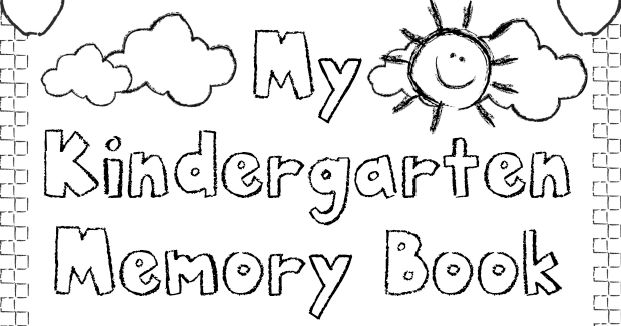 1000+ ideas about Kindergarten Memory Books on Pinterest