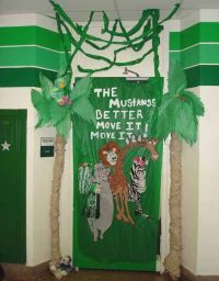 classroom door decorations for homecoming - Google Search ...