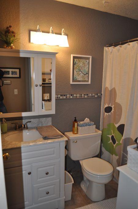 My Guest Diy Bath, Small Bathroom, Old Style, New Look, My