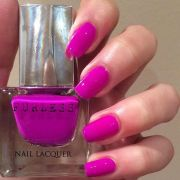 ideas magenta nails