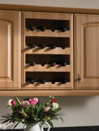 1000+ ideas about Wine Rack Cabinet on Pinterest | Wine ...
