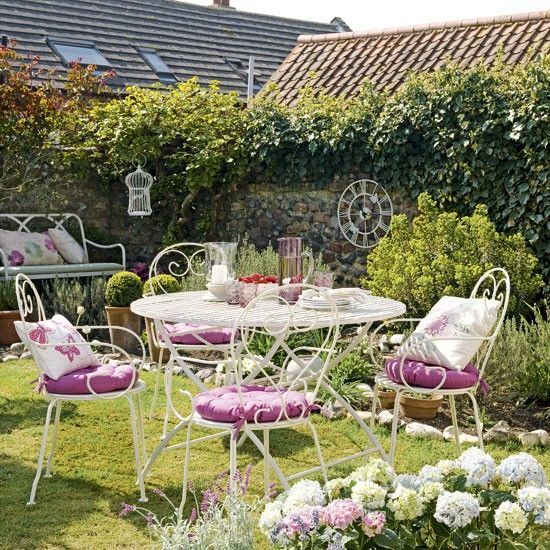 129 Best Images About Home Small Garden Ideas On Pinterest