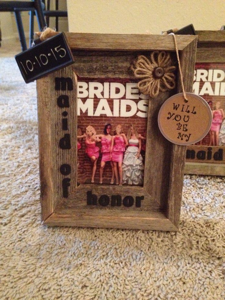 Best 25 Asking bridesmaids ideas on Pinterest