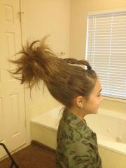 crazy hairdo's