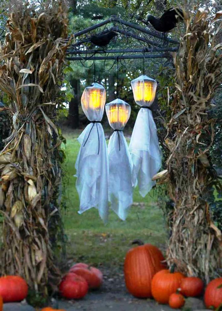 62 Best Images About Halloween In The Garden On Pinterest