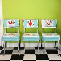 17 Best ideas about Kitchen Chair Covers on Pinterest ...