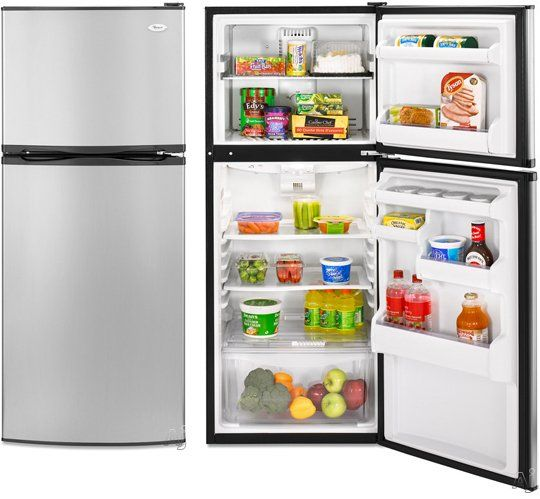 High To Low 10 Small Cool ApartmentSized Refrigerators  Refrigerators Small apartments and