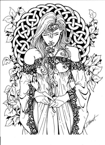 1 best images about goth coloring page on pinterest