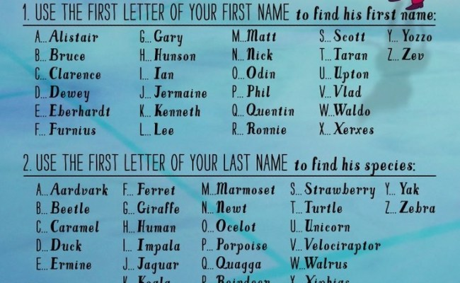 40 Best Images About Whats Your Name On Pinterest