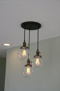 Best 25+ Edison bulb chandelier ideas on Pinterest
