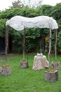 17 Best images about Beautiful Chuppah Ideas on Pinterest ...