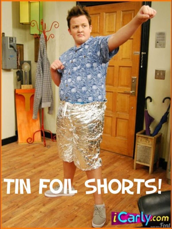 45 best images about icarly gibby on Pinterest Statue of