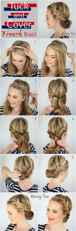 The 25 Best Frisuren Mit Haarband Ideas On Pinterest