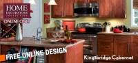 Home Decorators Online Cabinetry - Kingsbridge Cabernet ...