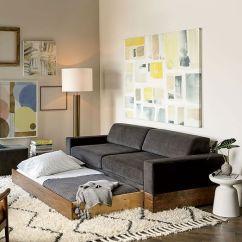 Pottery Barn Sleeper Sofa Ebay El Dorado Furniture White Leather Sofas Best 25+ Trundle Bed Frame Ideas Only On Pinterest | Girls ...