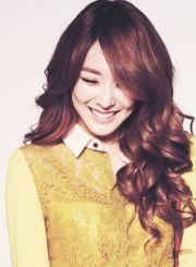 long korean hairstyles women