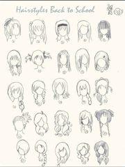 school hair styles easy