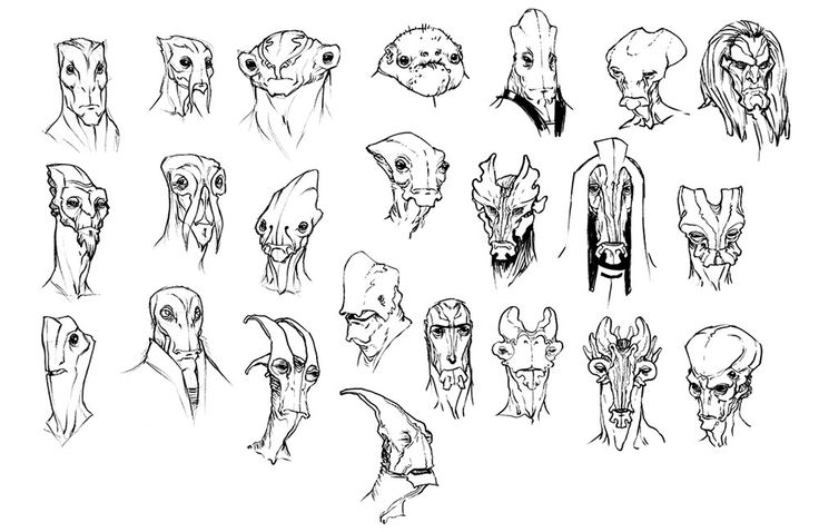 17 Best images about creature designs on Pinterest