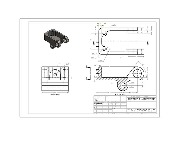 217 best Mechanical drawings / Blueprints / CAD Drawings