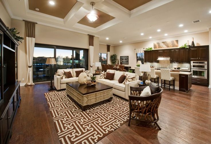 One Story Open Floor House Plans - Google Search