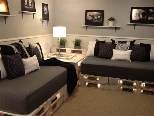 25 Best Ideas About Pallet Sofa On Pinterest Pallet Couch