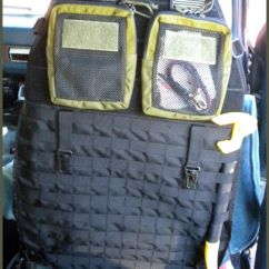 Wiring Diagram For Off Road Lights Jeep 1994 Ford Radio Molle Car Seat Organizers | Shtf / Bug Out Pinterest Cars, Originals And Fans