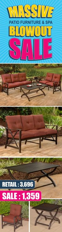 1000+ ideas about Agio Patio Furniture on Pinterest
