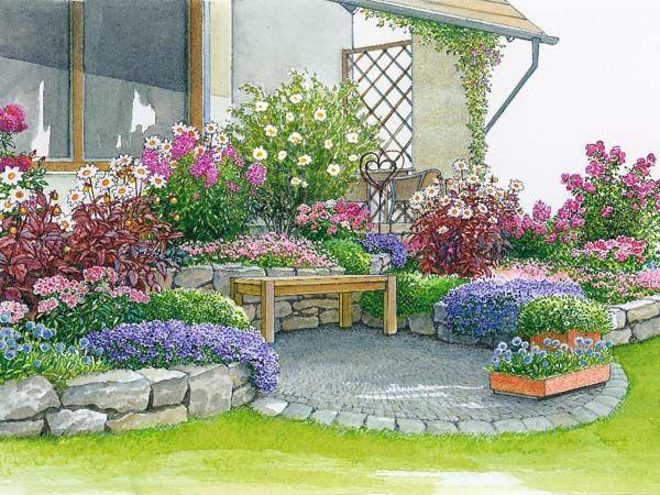 Les 45 Meilleures Images à Propos De Garten Sur Pinterest