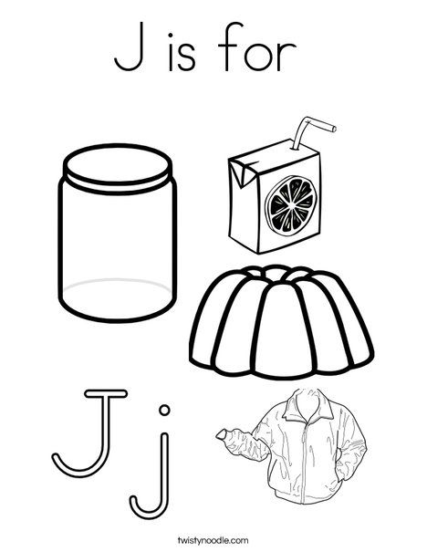 35 best images about Preschool Letter J on Pinterest