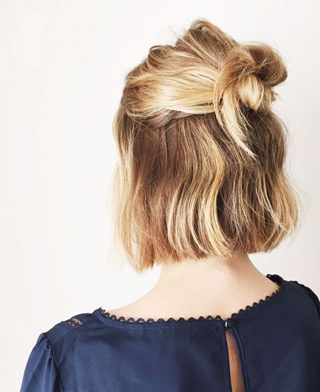 25 Best Ideas About Second Day Hairstyles On Pinterest 5 Minute
