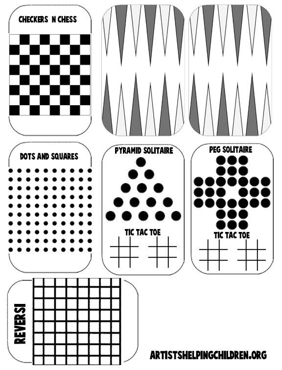 17 Best images about Game board templates on Pinterest