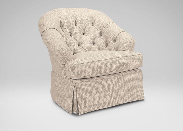 paramount sofa ethan allen american set designs colby swivel rocker   joan's ideas for susan medaglia ...