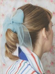 ideas 1950s ponytail
