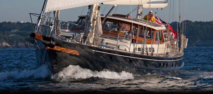 31T Jongert Luxury Sailing And Motor Yachts Built In