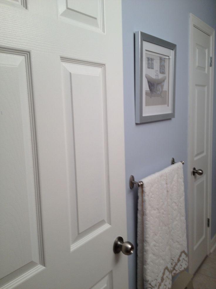 BM Beacon Grey New Paint On Bathroom House Paint Colors